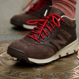 New Balance, Concepts - New Balance x Concepts - 875 (Freedom Trail Pack)