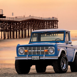 Ford -  Bronco 1971