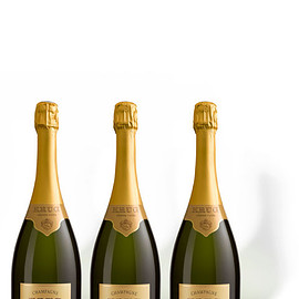 Krug - Grand Cuvée Trilogy