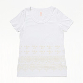 TORY BURCH - abbey tee
