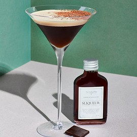 The Cocktail Man - Chocolate Espresso Martini Cocktail Experience