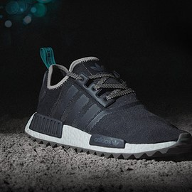 adidas - NMD R1 Trail - Black/Green/Khaki?