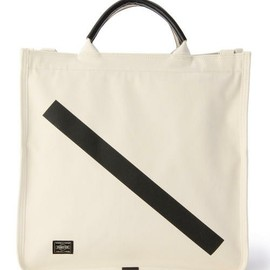 Saturdays Surf NYC, PORTER, B印 YOSHIDA - TOTE BAG