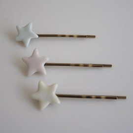 Po-to-bo - Star hair pins