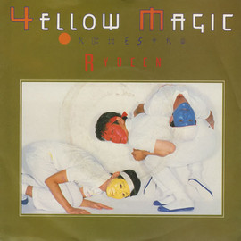 Yellow Magic Orchestra - Rydeen UK 7inch