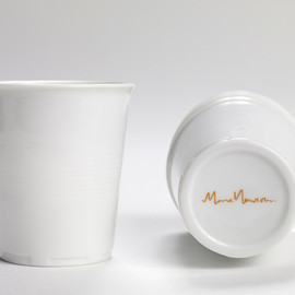 IDEE - Ceramic Cup by Marc Newson