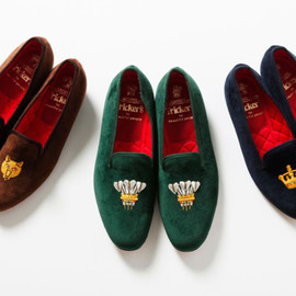 Tricker's - room shoes