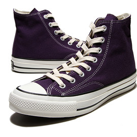 CONVERSE ADDICT - CHUCK TAYLOR CANVAS HI DEEP PURPLE 1CJ029