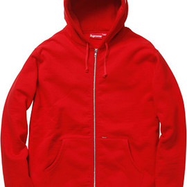 Supreme - 2009 AW Uptown Zip-Up
