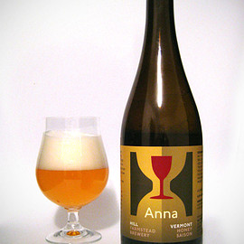 Hill Farmstead Brewery - Hill-Farmstead-Anna