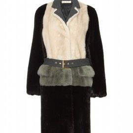MARNI - FUR COAT