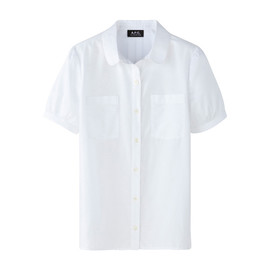 A.P.C. - CLAUDIA SHORT-SLEEVE SHIRT