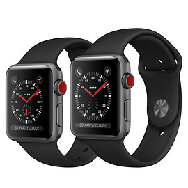 Apple - Apple Watch Series 3