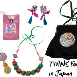 TWINS - accessary and bag from TWINS