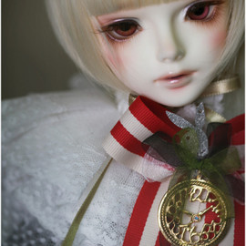 CROBI DOLL - Zion Soft White R Line Boy Only One / 60cm Doll