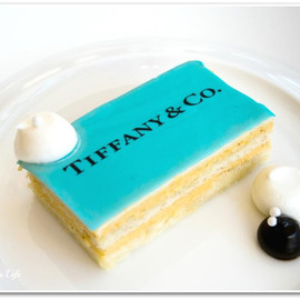Tiffany & Co. - cake♡