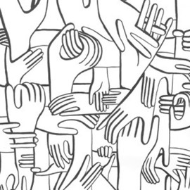 Geoff McFetridge - HANDS