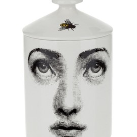fornasetti - natural wax candle