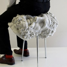 FAT - Soft Hercules stool