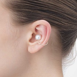 Hirotaka - South Sea Pearl Ear Cuff