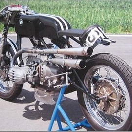bmw - Cafe Racers