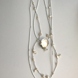 long necklace no1