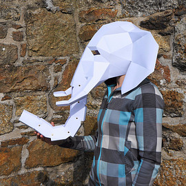 Wintercroft - Elephant Mask