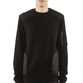 ELEVEN PARIS - pull KOUK M(black)