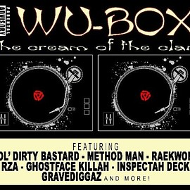 Various Artists - Wu-Box: Cream of the Clan