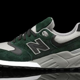 New Balance - 999 - Hunter Green