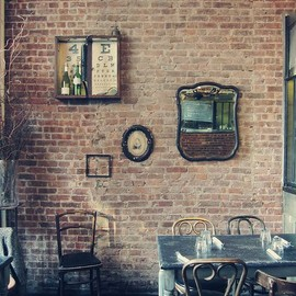 Brooklyn - cafe design with character