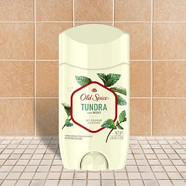 Old Spice - Antiperspirant Deodorant for Men Inspired by Nature Tundra With Mint Invisible Solid