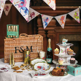 Fortnum & Mason - The Jubilee Party Hamper