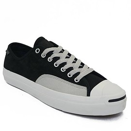 CONVERSE - JACK PURCELL PRO OX BLACK / PALE GREY