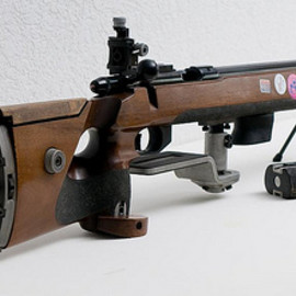 Walther - 300KKM GX-1 Super Match 1813 Olympic Competition Rifle