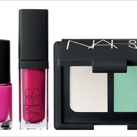 NARS - NARS & Andy Warhol Gift Set Collection for Holiday 2012