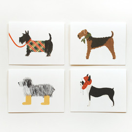 Rifle Paper - Assorted Dog Card Set