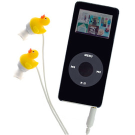 Ear Buds Duck Earphones