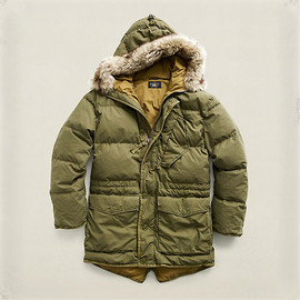 RRL - Blizzard Down Parka