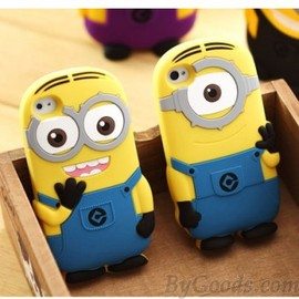 Cartoon Thief Dad Silicone Iphone Case for Iphone 4/4s