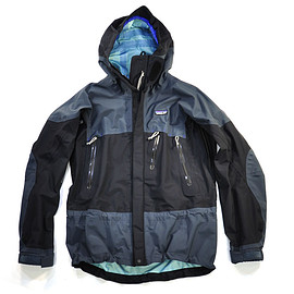 Patagonia - Ice Nine Jacket Gore-Tex XCR 2000 Black/Asphalt