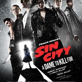 Robert Rodriguez, Frank Miller - シン・シティ - A Dame to Kill For -