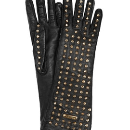 Burberry Prorsum -  Studs Gloves