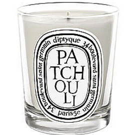 DIPTYQUE - CANDLE PATCHOULI(パチュリ)
