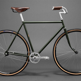 Kaufman Mercantile - Horse Cycles x KM City Cruiser