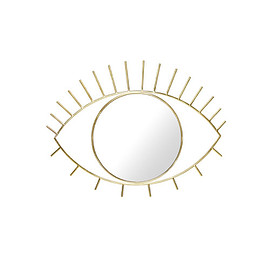 "Doiy - Cyclops Wall Mirror ""L / Gold"""