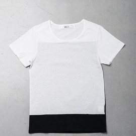 diddlediddle - SEPARATION T-shirts / white