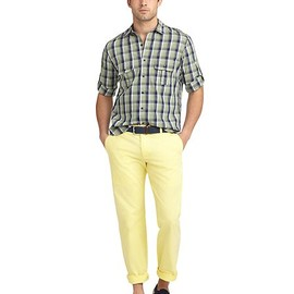 Brooks Brothers - Milano Garment-Dyed Twill Chinos