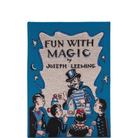 Olympia Le-Tan - Limited Edition Fun With Magic Book Clutch