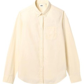 UNIQLO - women's oxford shirt